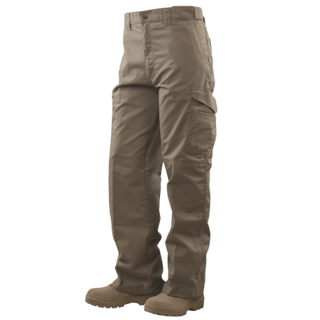 Tactical Boot-Cut Trousers