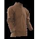 Zip Tru Grid Fleece Pullover