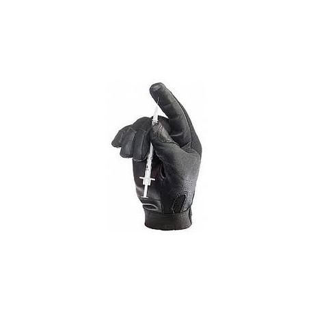 Guantes anticorte con protección en yema y palma de la mano